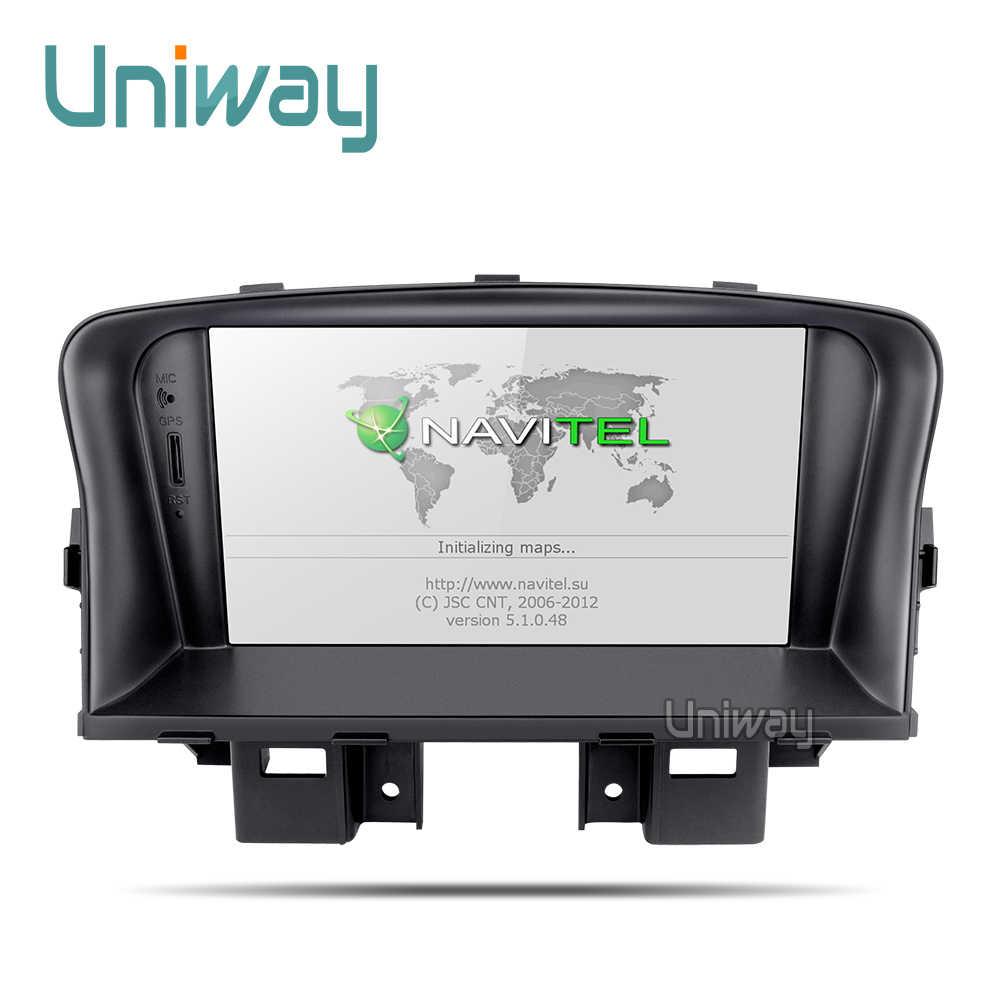 Thome Michel ZLKLZ7071 2G + 32G android 8.1car dvd para chevrolet cruze 2008, 2009, 2010, 2011, 2012, 2013, 2014 radio gps de navegación para coche