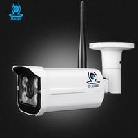 ZSVEDIO CCTV Monitor IP Camera Wi Fi IP Cameras Wifi Outdoor Alarm System Waterproof Wireless NVR