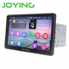 "Joying 2GB+32GB Quad Core HD Full Touch Screen 10.1"" Android 6.0 Car Radio stereo HU steering-wheel car-styling GPS Navigation"