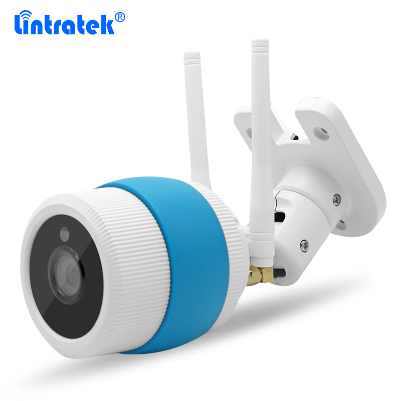 Outside IP66 Waterproof CCTV Camera Wireless HD 720P Security Surveillance IP Camera Wifi Bullet Camera Night Vision for Office seven promise 720p bullet ip camera wifi 1 0mp motion detection outdoor waterproof mini white cctv surveillance security cctv