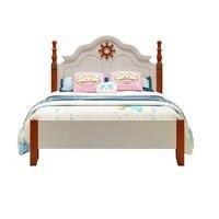 Шамбре темпат Tidur Tingkat Дети Малыш Muebles De Dormitorio спальня горит Enfant Cama Infantil дерево детская мебель кровать