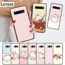 Lavaza Cute Kawaii Box Potatoes Silicone Case for Samsung S6 Edge S7 S8 Plus S9 S10 S10e Note 8 9 10 M10 M20 M30 M40