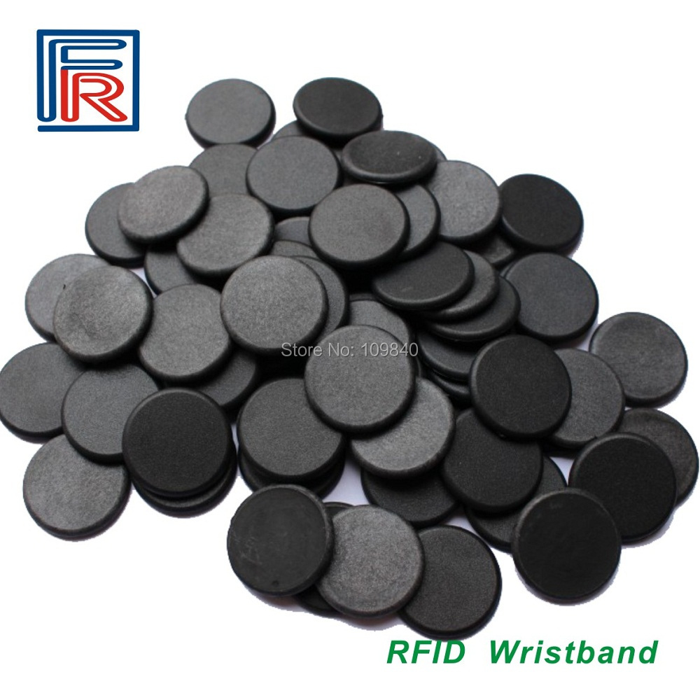 2016 500pcs RFID High temperature resistance Token tag with i.code sli 13.56MHz chip PPS 20mm diameter 100pcs high temperature resistant uhf rfid pps laundry tag small with alien h3 chip used for laundry management