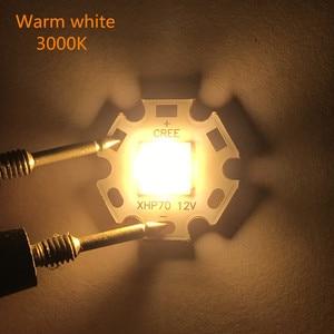 Image 5 - Cree XHP70.2 led 電球チューブ 30 ワット 4292LM 6V12V 懐中電灯 cree ダイオード led diy stronglight オートバイライト自転車ヘッドランプ led 電球
