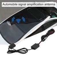 Hot Sale Car Antenna Radio Aerial Car Signal Radio Reception Amplifier Car Digital Automobile TV Aerial