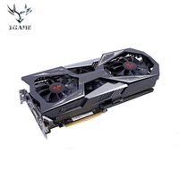 Only 2 Pieces Colorful NVIDIA IGame GeForce GTX1080Ti Vulcan X OC Video Graphics Card 8008MHz 11G