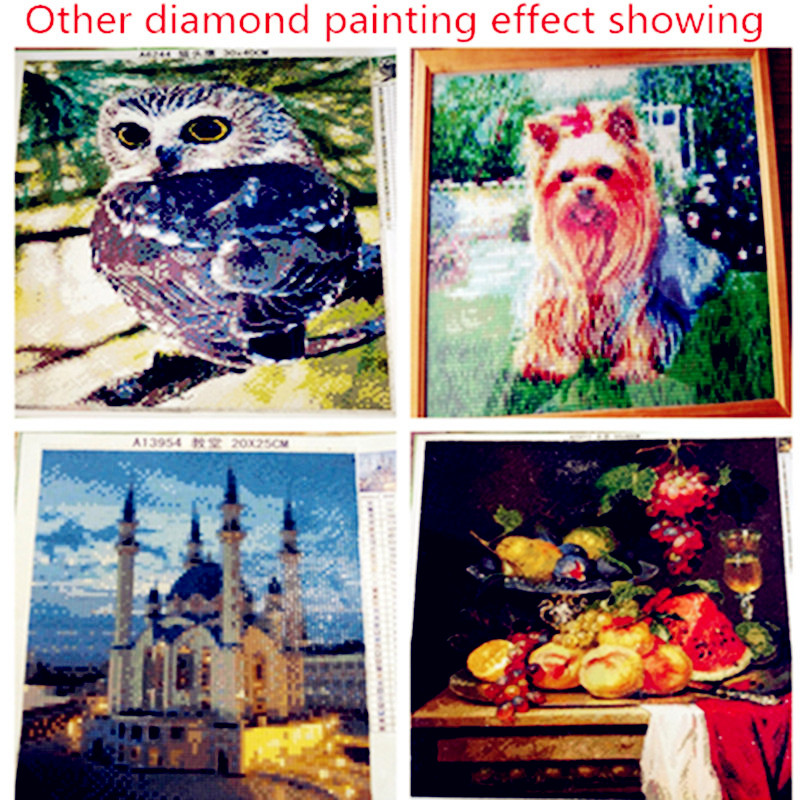 Fashion War Tank DIY 5D Diamond Painting Full stick drill Embroidery //185