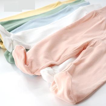 Cotton High Waist Pants 4
