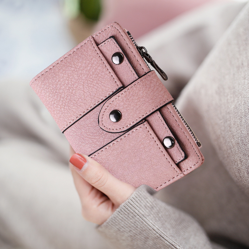 Women wallets luxury brand wallets designer purse two fold mini zipper coin pockets female short money bag Fancy Clutch Bolsa ly shark cartoon dog women purse bag designer wallets famous brand women wallet long money clip dollar price zipper coin pockets