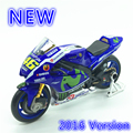 Maisto 1:18 YAMAHA YZR-M1 #46 Rossi Moto GP 2016 Ver. Die-casts  Metal bike Collection Models