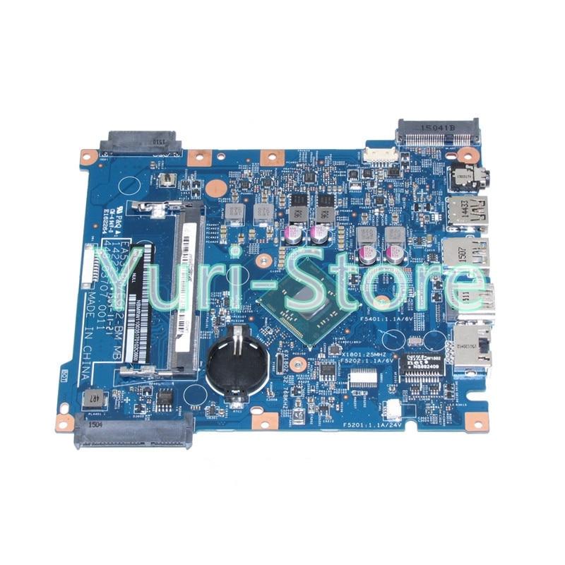 NOKOTION NBMRW01003 for Acer aspire ES1-512 laptop motherboard EA53-BM EG52-BM MB 14222-1 448.03703.0011 SR1YV N2940 CPU DDR3L nokotion la 5481p laptop motherboard for acer aspire 5516 5517 5532 mbpgy02001 mb pgy02 001 ddr2 free cpu mainboard