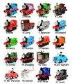 5 pçs/lote Diecast Metal Thomas And Friends brinquedo trem magnético modelos motor Trackmaster brinquedos para crianças presentes crianças 44 projetos