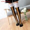 Высокое качество, оригинальные женские гольфы с рисунком цыпленка, хлопковые высокие носки с 3D принтом забавных животных
