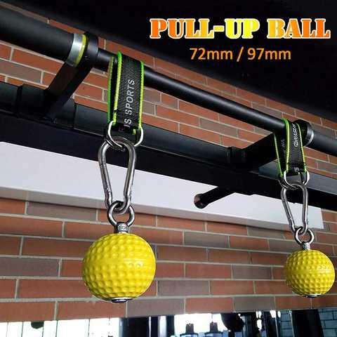 Exercícios para Costas Bola de Reforço para Escalada Treinamento de Dedo Bola de Força do Aperto Braço para Treinamento de 72 Academia Exerci – 97mm