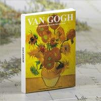 30 folhas/lote van gogh cartão postal vintage van gogh pinturas cartões postais/cartão de felicitações/cartão de desejo/presente da forma postcards vintage card card cards greeting -