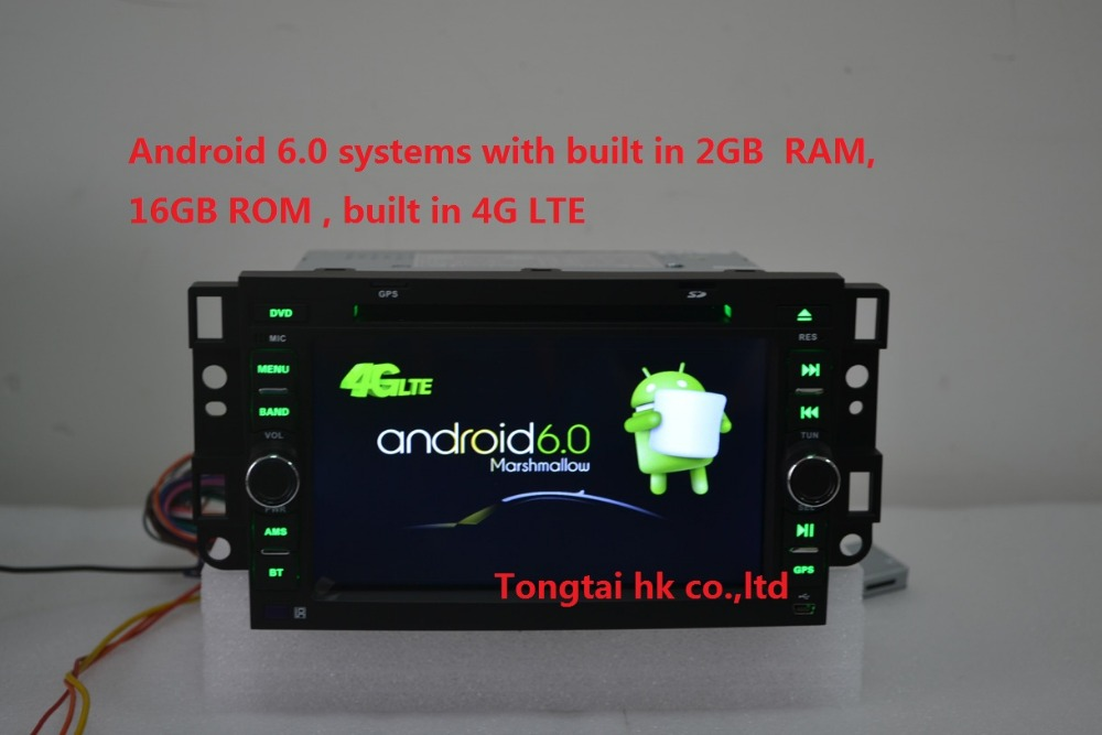 7 2 din Android 6 0 car dvd font b gps b font for Chevrolet epica