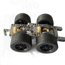 Набор деталей moc technic 10 шт/лот Комплект механических дифференциалов