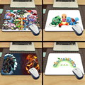 Cartoon Anime Pokemon with Box  Packed Silon aming Mouse Pad 180x220x20mm