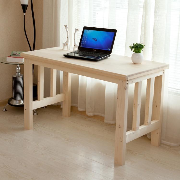 Mesas de escritorio madera americana mesas escritorio para hacer el viejo retro mesa de caf de - Mesas de escritorio de madera ...