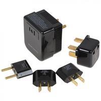 Universal 4 In 1 International World Travel Charger Converter Electric Plug Power Socket Adapter Adaptor Set