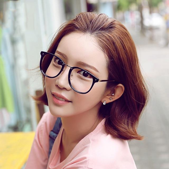 solo tu trend retro men women eyeglasses frames square frame multicolor alloy leg glasses frames optical - Women Eyeglass Frames