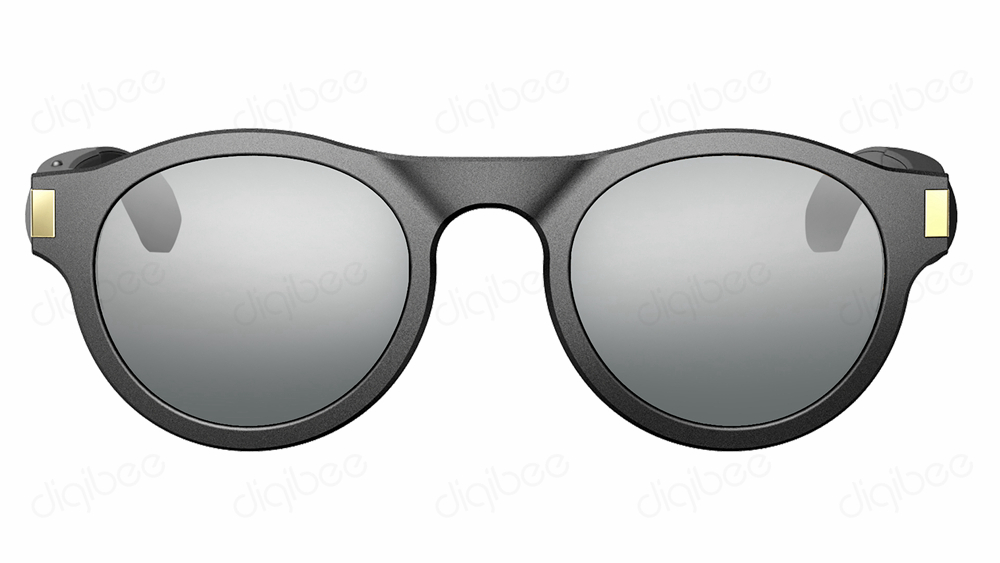 mic para iphone huawei xiaomi óculos inteligentes