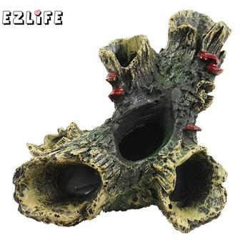 1 Pc Resin Large/Small Size Rockery Stone Decoration