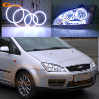 For Ford Focus C Max 2003 2004 2005 2006 2007 Excellent Ultra Bright Illumination COB Led