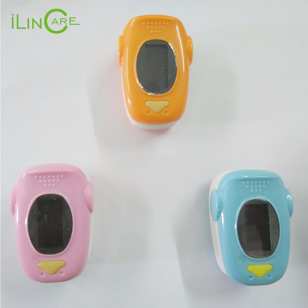SpO2 and Heart rate Measuring Fingertip Pulse Oximeter for Child and Adult 11