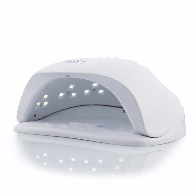 Sun X 54 W Nail Gel Dryer Machine UV LED Lamp For Nail Dryer Professional White Light Polish Machine Fast Dryer Nail Art Tools