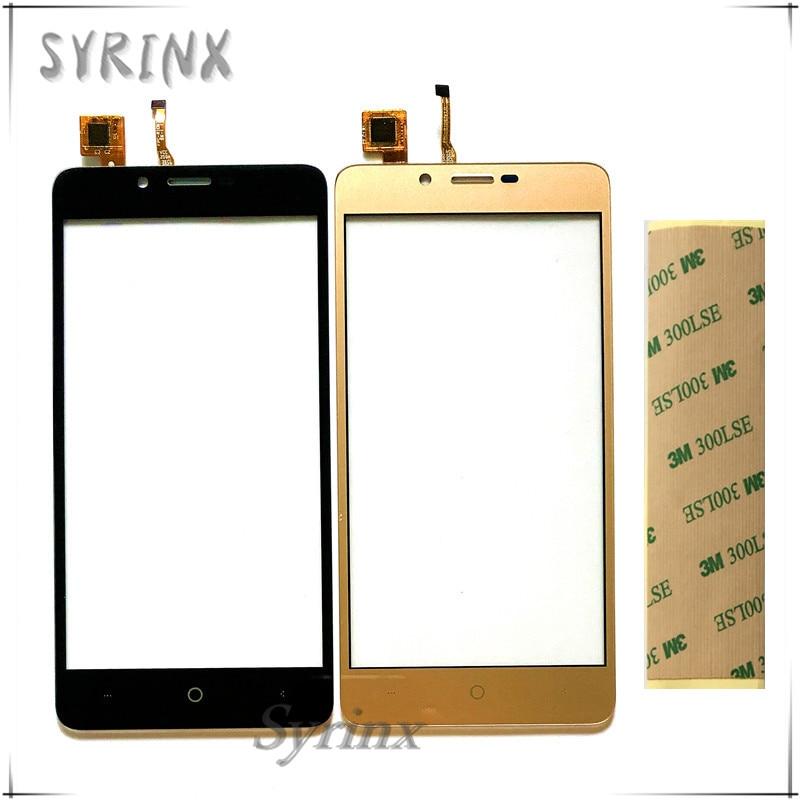 Syrinx Mit 3 mt Band Moible Telefon Touchscreen Sensor Für Leagoo Kiicaa Power Touch Screen Digitizer Front Glas Panel Objektiv
