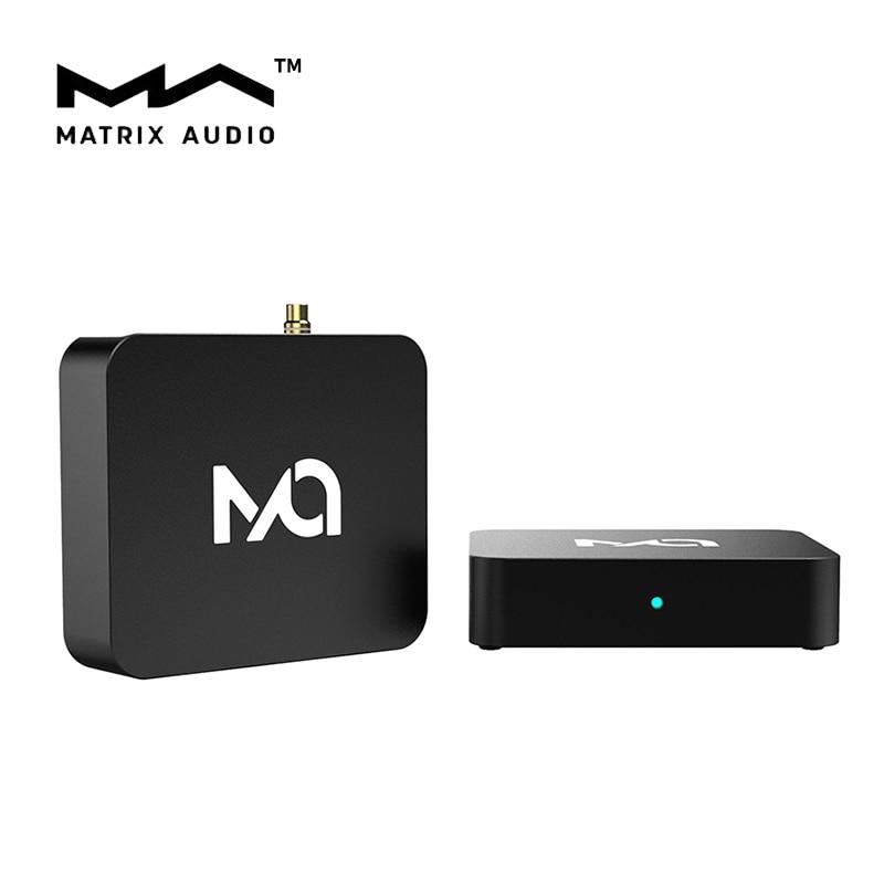 X-SPDIF matricielle 2 32Bit/768 kHz DSD512 Hifi Interface Audio USB