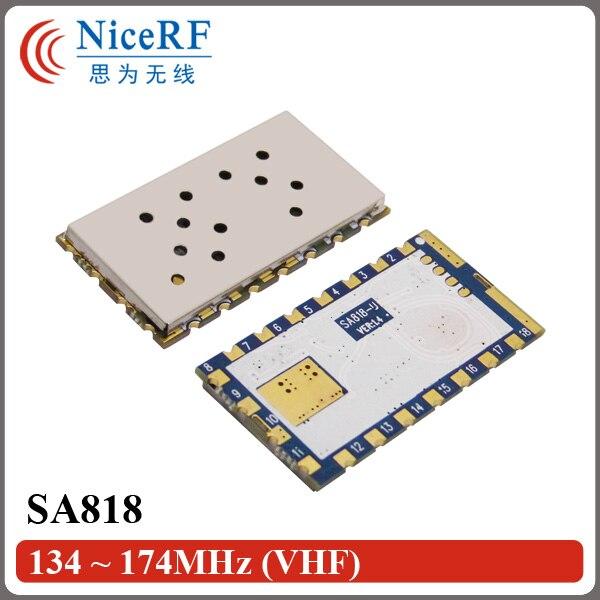 2PCS / Lot SA818 Nova generacija RDA1846S Chip VHF 134 ~ 174MHz / UHF - Voki-toki - Foto 6