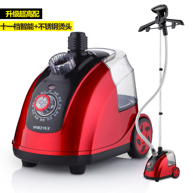 Steam household mini electric iron hanging machine wholesale laundry appliance garment steamers portable 1