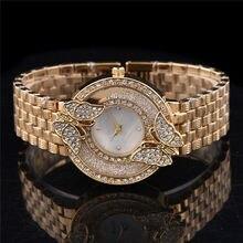 2016 Nuevo Llega El Diseño Del Relogio Mujer Rhinestone Relojes Mujeres se Visten de moda de negocios de alta gama relojes a prueba de agua caja original