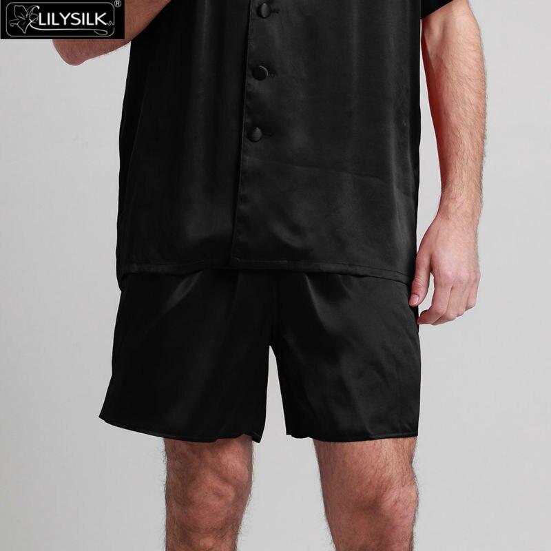 1000-black-22-momme-mens-short-silk-bottom
