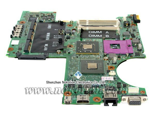 0MU715 N028D Laptop Motherboard For Dell XPS M1530 with 256MB VIDEO Mainboard warranty 60 days
