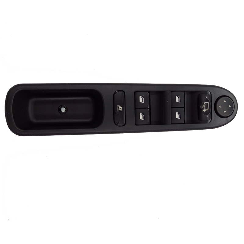 6554.KT 6554KT LHD Master Power Window Control Switch Electric For Peugeot 307 Break 2000 2014 307SW 2002 2014 307CC 2003 2014