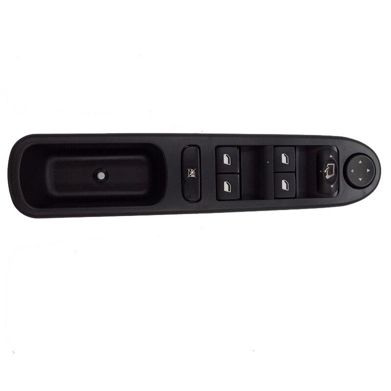 6554. KT 6554KT LHD Master Power Fenstersteuerung Schalter Elektrische Für Peugeot 307 Brechen 2000-2014 307SW 2002-2014 307CC 2003-2014