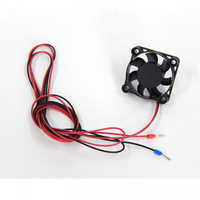 Flashforge 3D Printer Part Accessories Extruder Fan for Creator Pro|flashforge 3d|flashforge 3d printer|3d printer -
