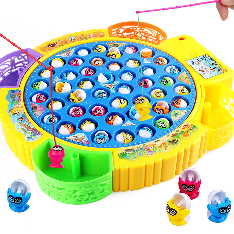 Childrens-Classical-Fishing-Toys-Set-Electric-Rotary-Music-Fishing-Set-Baby-Puzzle-Toys-Electric-Rotating-Fishing-Game-As-Gift-4