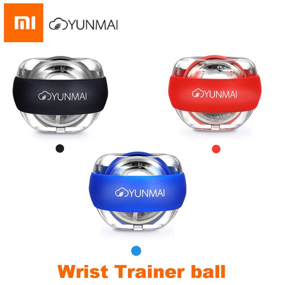 Xiaomi mijia yunmai muñeca entrenador pelota Gyroball esencial Spinner giroscópico antebrazo ejercitador Gyro Ball para Mijia mi hogar kits