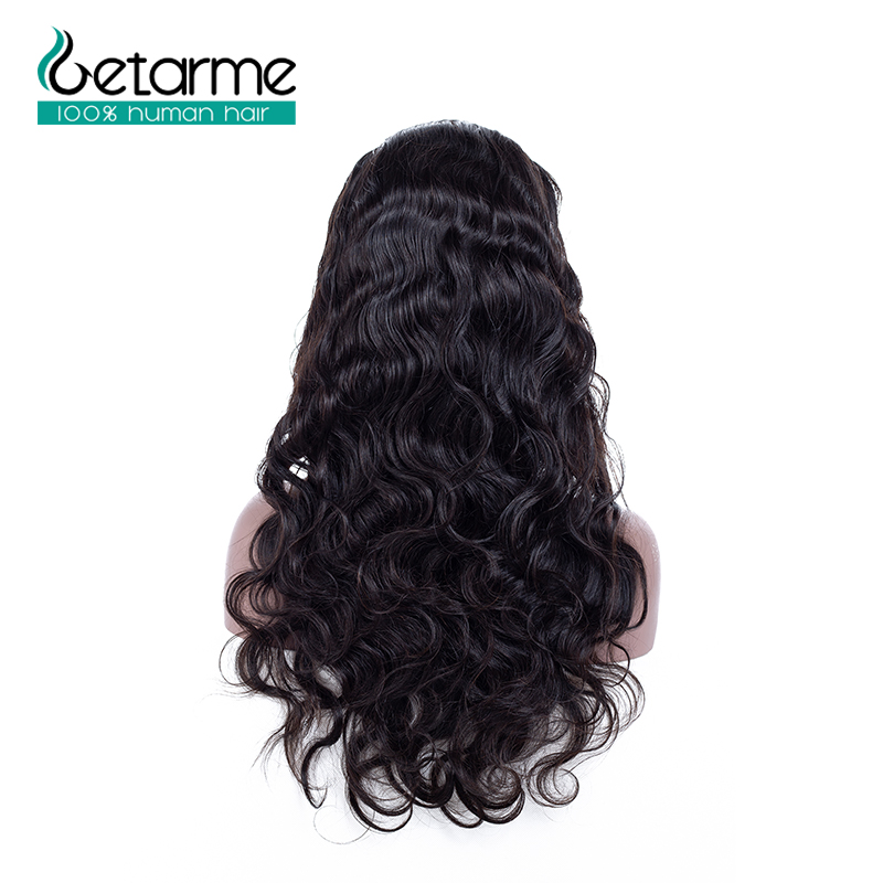 Lace Front Human Hair Wigs Pre Plucked Brazilian Body Wave Human Hair Wigs With Baby Hair Remy Lace Front Wig