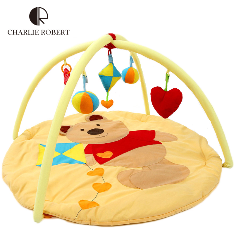New Educational Baby Toy Baby Play Mat Tapete Infantil