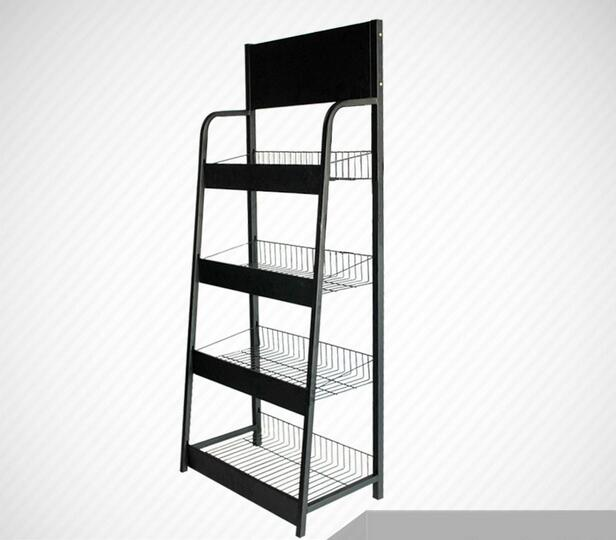 Amazoncom SONGMICS Vintage Ladder Shelf 4Tier Bookcase