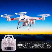 Envío Gratis 2 Color KAINISI KNS007 RC drone con HD 2MP cámara Quadcopter helicóptero de juguete de control Remoto VS X5C X5SC X800 H20