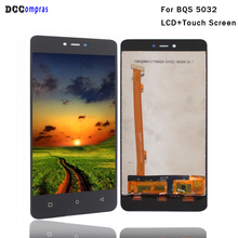 For BQ BQS 5032 LCD Display Touch Screen Digitizer Assembly For BQS 5032 Display Phone Parts Screen LCD  Free Tools цена