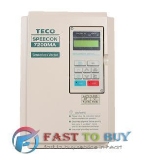TECO AC Motor Drive Inverter MA Series 7200MA-380V-7.5HP 7.5HP 5500W 3 Phase 380V~480V 50/60Hz teco drive inverter n310 4008 s3x 7 5hp 5500w 3 phase 380v 480v hot selling