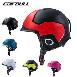 2019 Cairbull новый качественный лыжный шлем для взрослых Спорт на открытом воздухе в литой лыжный шлем Мужчины Женщины безопасный скейтборд