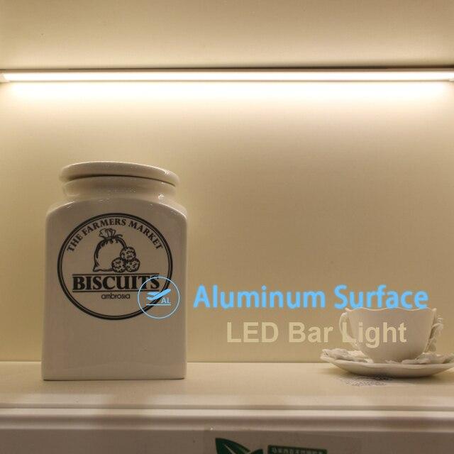 Aliexpress.com : Acquista Striscia di alluminio LED vetrina bar ...